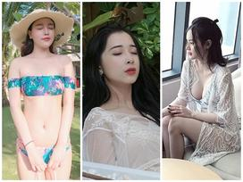 Xinh đẹp, nóng bỏng 'vượt mặt' chị chính là ba cô em gái của Mai Phương Thúy, Nhã Phương, Angela Phương Trinh