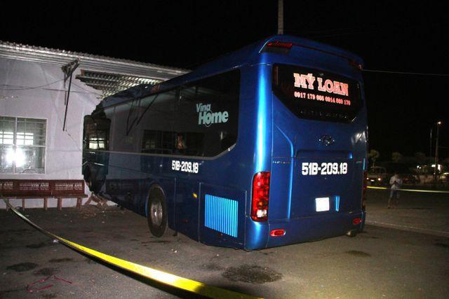 Vụ xe khách tông 6 người thương vong: Gây tai nạn khi đang kiểm tra phanh xe?-3