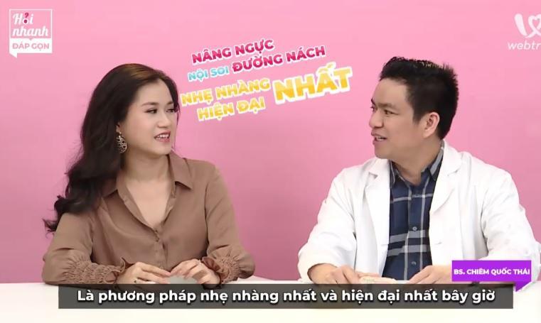 Phù thủy nhào nặn nhan sắc Việt - bác sĩ Chiêm Quốc Thái thủ thỉ chị em về chuyện được, mất nếu nâng ngực-5