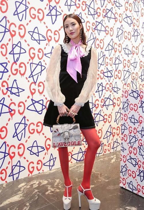 Mất tiền để đẹp mà chẳng thấy đẹp, những đôi cà kheo to khủng bố đang phá nát diện mạo của nhiều mỹ nhân Việt-2