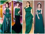 Hương Giang catwalk đầy mê hoặc và tung váy thần sầu khi làm vedette show thời trang-9
