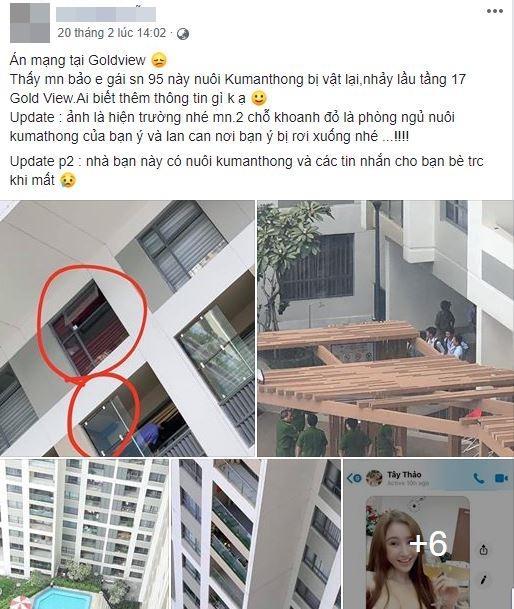 Nghi án cô gái rơi từ tầng 17 chung cư do nuôi Kumanthong và sự thật đằng sau nỗi ám ảnh kinh hoàng