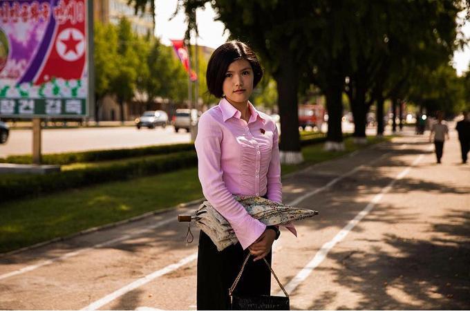 Phụ nữ Triều Tiên chỉ có 15 kiểu tóc để thay đổi và không được nhuộm màu-2