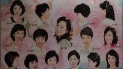 Phụ nữ Triều Tiên chỉ có 15 kiểu tóc để thay đổi và không được nhuộm màu