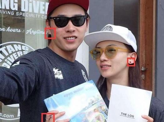 Ngô Cẩn Ngôn và Hòa Thân bị đồn tới Bali hẹn hò-1