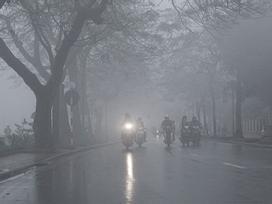 Dự báo thời tiết 26/2: Hà Nội mưa phùn, trời rét