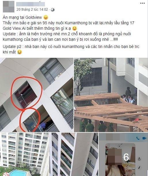 Nghi án cô gái rơi từ tầng 17 chung cư do nuôi Kumanthong và sự thật đằng sau nỗi ám ảnh kinh hoàng-1