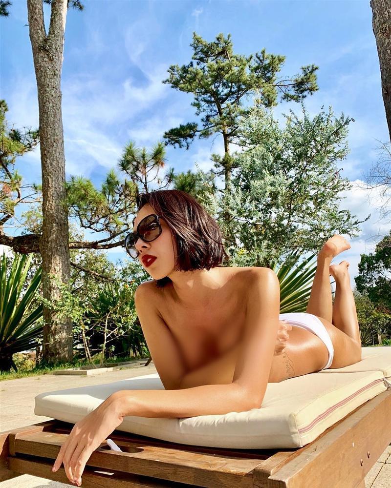 Người yêu tin đồn chụp ảnh nude nóng đến từng centimet và phản ứng của Hoa hậu Kỳ Duyên khiến nhiếp ảnh gia cười mém xỉu-11