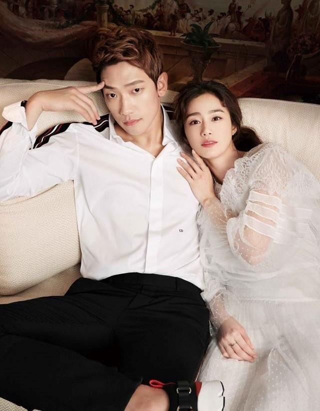 Tin vui nhất Kbiz hôm nay: Bi Rain và Kim Tae Hee chuẩn bị chào đón con thứ hai-1