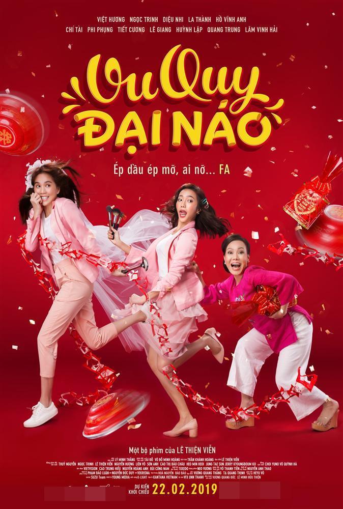 Phim mới của Ngọc Trinh bị ghét oan, dàn sao Việt đồng loạt lên tiếng bảo vệ-1