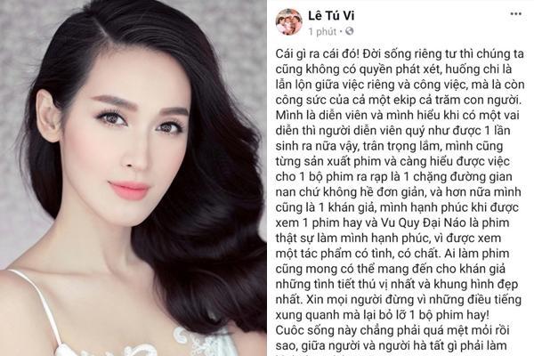 Phim mới của Ngọc Trinh bị ghét oan, dàn sao Việt đồng loạt lên tiếng bảo vệ-2