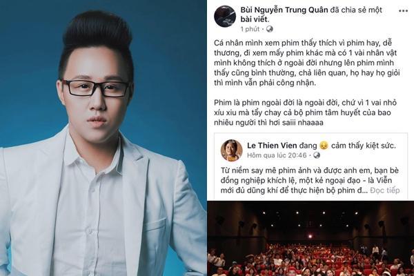 Phim mới của Ngọc Trinh bị ghét oan, dàn sao Việt đồng loạt lên tiếng bảo vệ-6