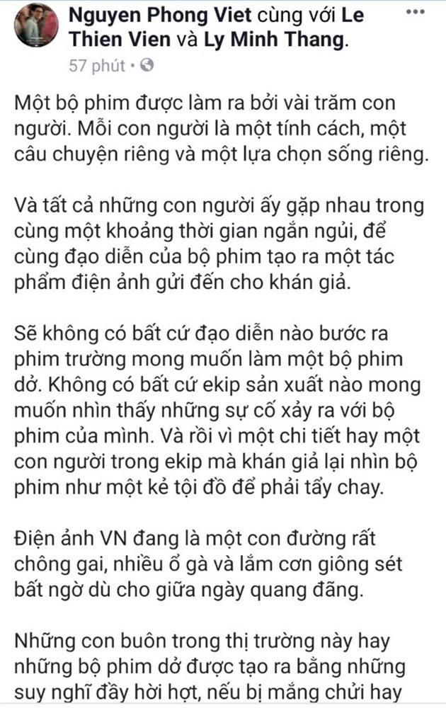 Phim mới của Ngọc Trinh bị ghét oan, dàn sao Việt đồng loạt lên tiếng bảo vệ-4