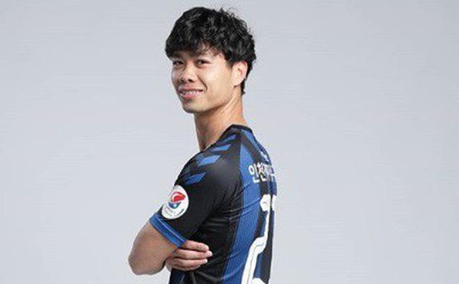 Chiều lòng fans Hàn, Công Phượng siêu kute khi tái hiện cách ăn mừng mỗi khi ghi bàn thắng-1