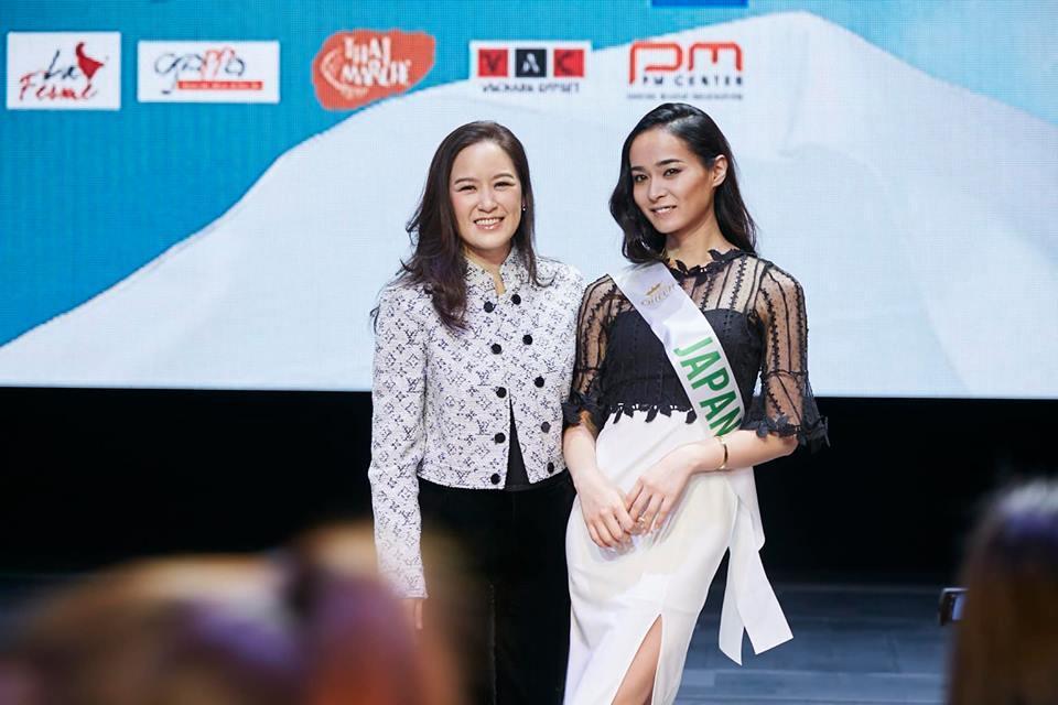 Vừa đặt chân tới Thái Lan, Nhật Hà đã xinh đẹp áp đảo dàn thí sinh Hoa hậu Chuyển giới Quốc tế 2019-7