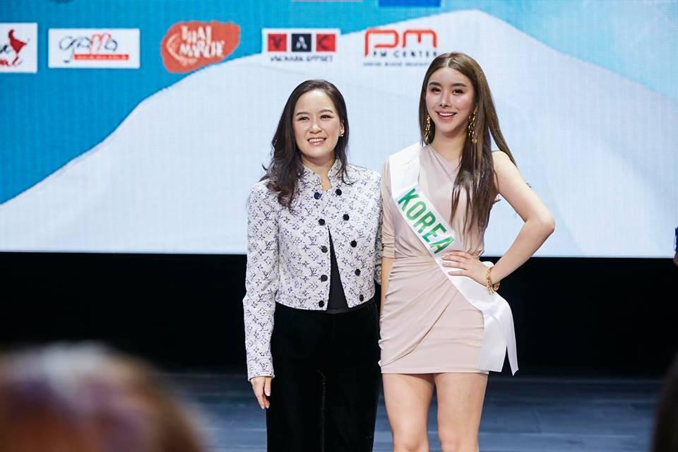 Vừa đặt chân tới Thái Lan, Nhật Hà đã xinh đẹp áp đảo dàn thí sinh Hoa hậu Chuyển giới Quốc tế 2019-8