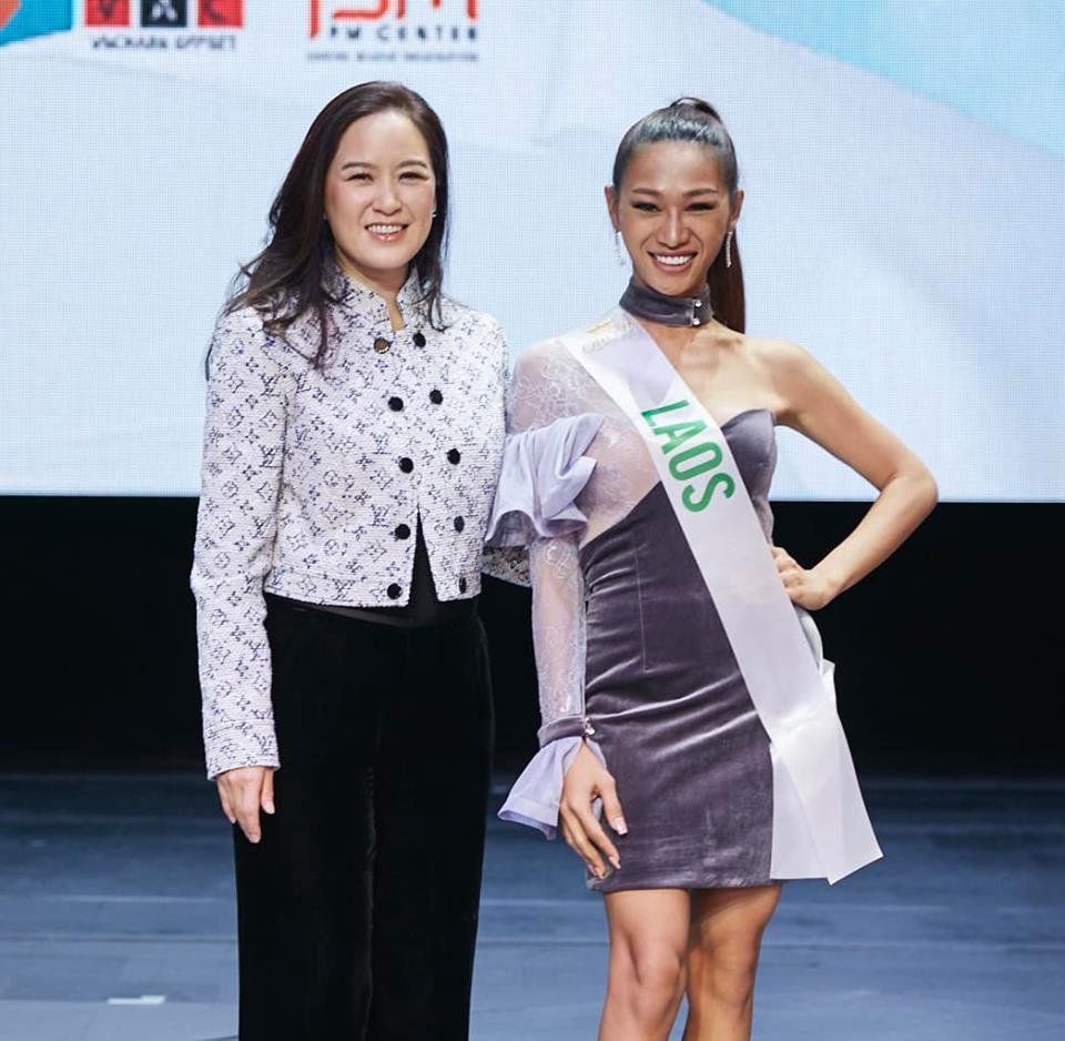 Vừa đặt chân tới Thái Lan, Nhật Hà đã xinh đẹp áp đảo dàn thí sinh Hoa hậu Chuyển giới Quốc tế 2019-13