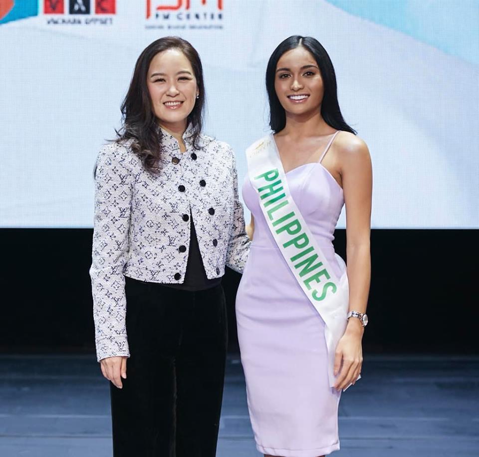 Vừa đặt chân tới Thái Lan, Nhật Hà đã xinh đẹp áp đảo dàn thí sinh Hoa hậu Chuyển giới Quốc tế 2019-3