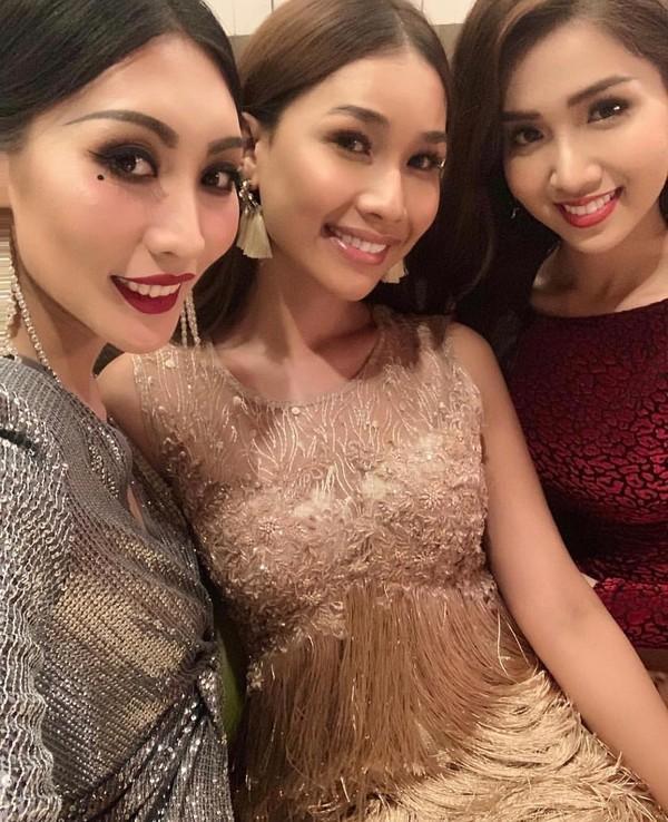 Vừa đặt chân tới Thái Lan, Nhật Hà đã xinh đẹp áp đảo dàn thí sinh Hoa hậu Chuyển giới Quốc tế 2019-21