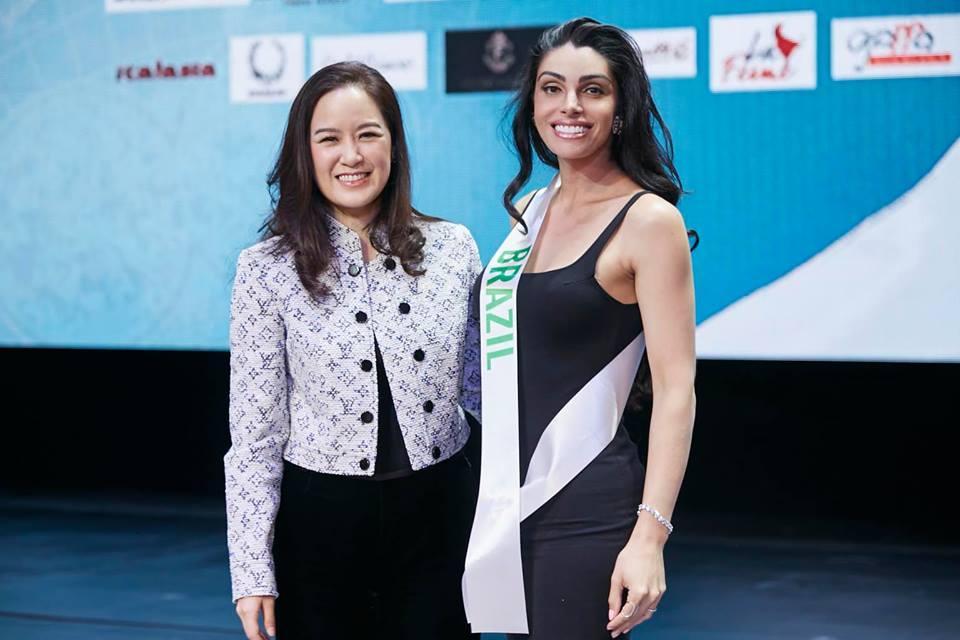 Vừa đặt chân tới Thái Lan, Nhật Hà đã xinh đẹp áp đảo dàn thí sinh Hoa hậu Chuyển giới Quốc tế 2019-16