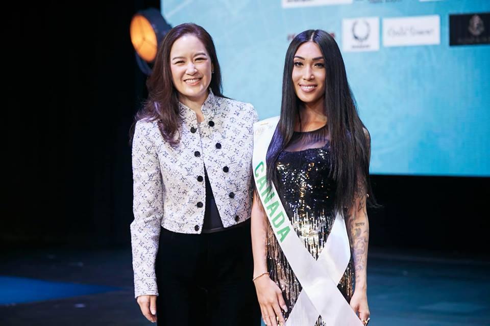 Vừa đặt chân tới Thái Lan, Nhật Hà đã xinh đẹp áp đảo dàn thí sinh Hoa hậu Chuyển giới Quốc tế 2019-15