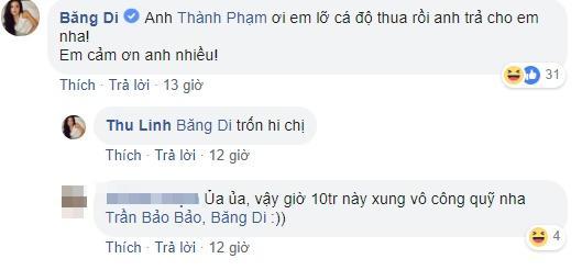 Vu khống BB Trần livestream bán hàng, Băng Di suýt mất 10 triệu - Lê Dương Bảo Lâm may mắn thoát kiếp bị vét túi-5