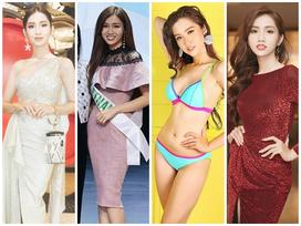 Mới rục rịch đi thi Hoa hậu Chuyển giới Quốc tế, Đỗ Nhật Hà đã chiêu đãi fan bằng những trang phục 'chuẩn không phải chỉnh'
