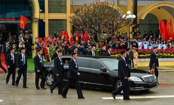 Tiết lộ những thông tin tối mật về 12 cận vệ được coi là lá chắn sống của Chủ tịch Kim Jong Un-2