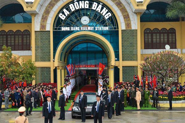 Tiết lộ những thông tin tối mật về 12 cận vệ được coi là lá chắn sống của Chủ tịch Kim Jong Un-1