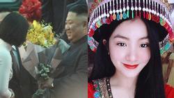 Vinh dự được chọn là người tặng hoa, nữ sinh Lạng Sơn tiết lộ khoảnh khắc giao lưu ngắn ngủi với ông Kim Jong Un