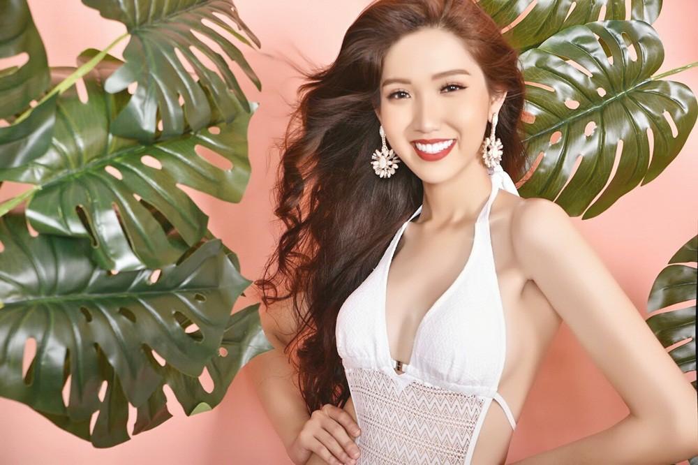 Hoa hậu Chuyển giới Đỗ Nhật Hà gây tranh cãi với trang phục truyền thống Loto show và cờ LGBT tại Miss International Queen 2019-10