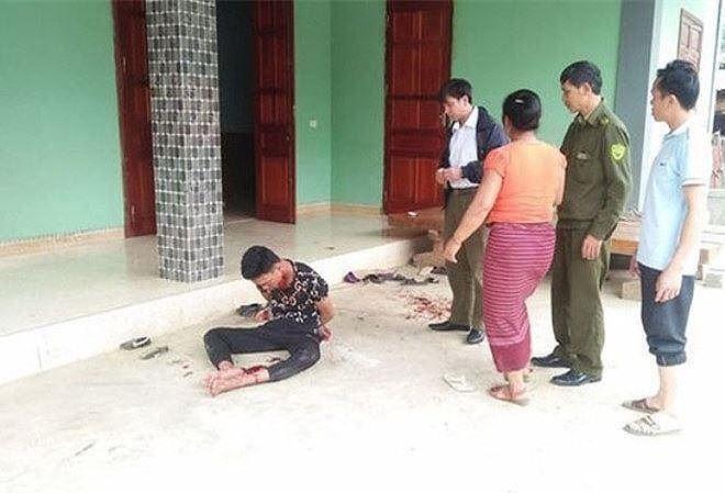Tin mới vụ chồng ra tay sát hại vợ rồi tự sát bất thành-2