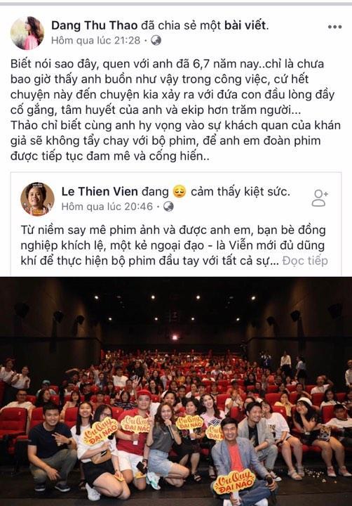 Hoa hậu Đặng Thu Thảo: Cứ im lặng là auto xinh, hễ phát ngôn là chấn động showbiz Việt-2