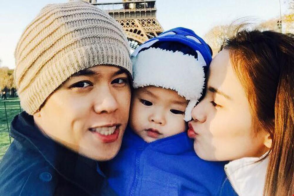 Mạng xã hội đưa ra nhiều bằng chứng nghi ngờ Hoa hậu Diễm Hương đã đường ai nấy bước với người chồng thứ hai-6