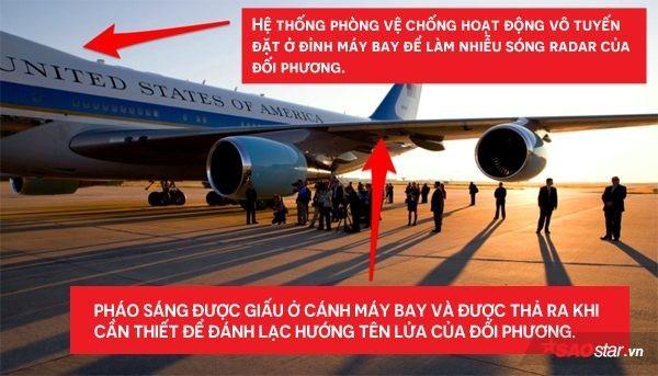 Tổng thống Mỹ Donald Trump vừa tới Hà Nội bằng Air Force One, đây là những điểm đặc biệt nhất về chiếc máy bay này-3
