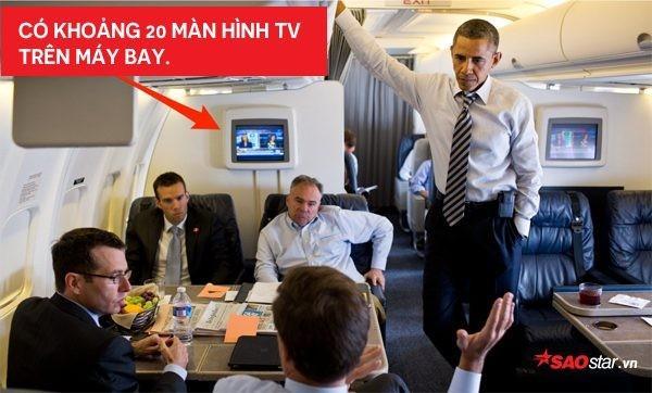 Tổng thống Mỹ Donald Trump vừa tới Hà Nội bằng Air Force One, đây là những điểm đặc biệt nhất về chiếc máy bay này-10