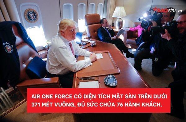 Tổng thống Mỹ Donald Trump vừa tới Hà Nội bằng Air Force One, đây là những điểm đặc biệt nhất về chiếc máy bay này-7