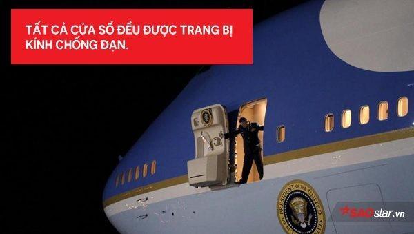 Tổng thống Mỹ Donald Trump vừa tới Hà Nội bằng Air Force One, đây là những điểm đặc biệt nhất về chiếc máy bay này-9