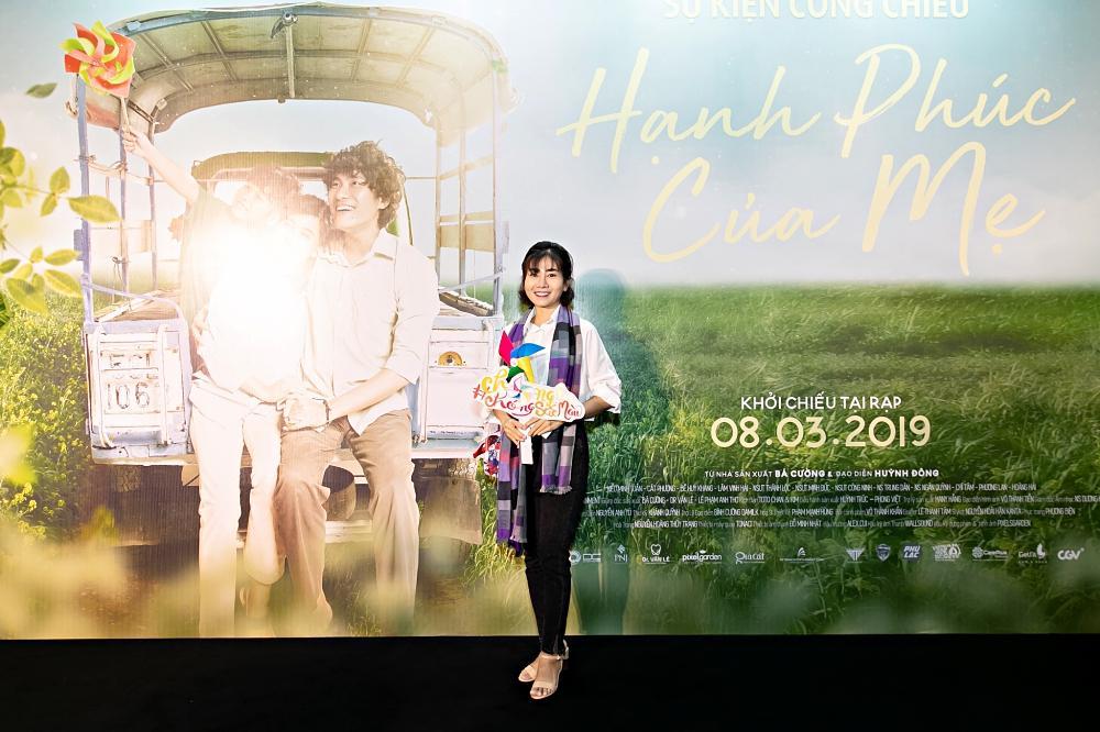 Sau chuỗi ngày chống chọi với bệnh ung thư, Mai Phương rạng rỡ đến chúc mừng phim mới của Cát Phượng và Kiều Minh Tuấn-1