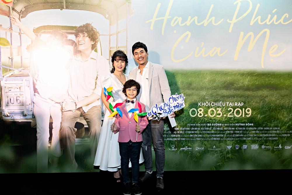 Sau chuỗi ngày chống chọi với bệnh ung thư, Mai Phương rạng rỡ đến chúc mừng phim mới của Cát Phượng và Kiều Minh Tuấn-6