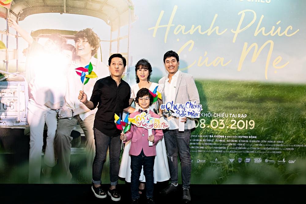 Sau chuỗi ngày chống chọi với bệnh ung thư, Mai Phương rạng rỡ đến chúc mừng phim mới của Cát Phượng và Kiều Minh Tuấn-5