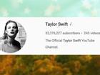 Youtube của Taylor Swift vừa đăng thêm 2 video 'hẹn giờ': Album mới không còn quá xa xôi?