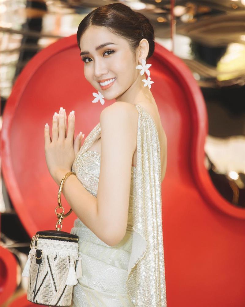 Không kém Hương Giang, Nhật Hà trả lời phỏng vấn tiếng Anh cực bản lĩnh tại Hoa hậu Chuyển giới 2019-3