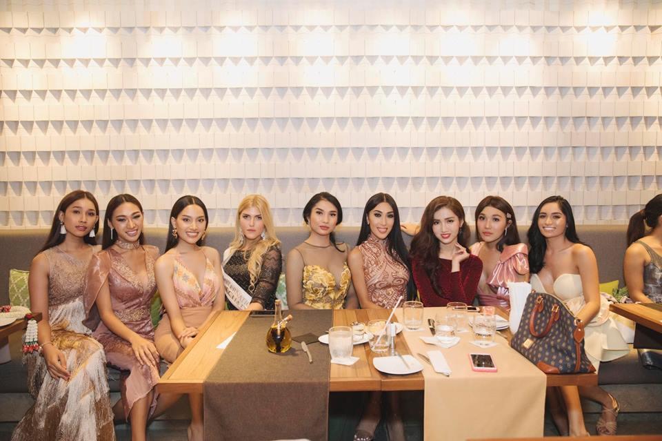 Không kém Hương Giang, Nhật Hà trả lời phỏng vấn tiếng Anh cực bản lĩnh tại Hoa hậu Chuyển giới 2019-7