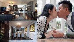 Sau 1 năm 'thất bát' vận đen đeo bám, vợ chồng Tuấn Hưng tậu biệt thự mới sang chảnh khiến nhiều sao Việt thèm muốn