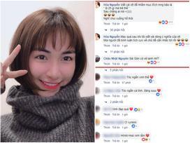 Hòa Minzy tiếp tục xuống tóc sau 1 tuần cắt ngắn nhưng phản ứng của fan khiến cô chỉ muốn 'chui xuống hố'