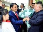 Ngoài dàn 'trai xinh gái đẹp', sự xuất hiện của bé gái 9 tuổi trong hội nghị thượng đỉnh Mỹ - Triều gây xôn xao