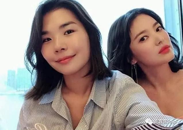 Cận cảnh nhan sắc cô gái bị nghi là con giáp 13 của Song Joong Ki: Kém Song Hye Kyo chắc phải 10 bậc-2