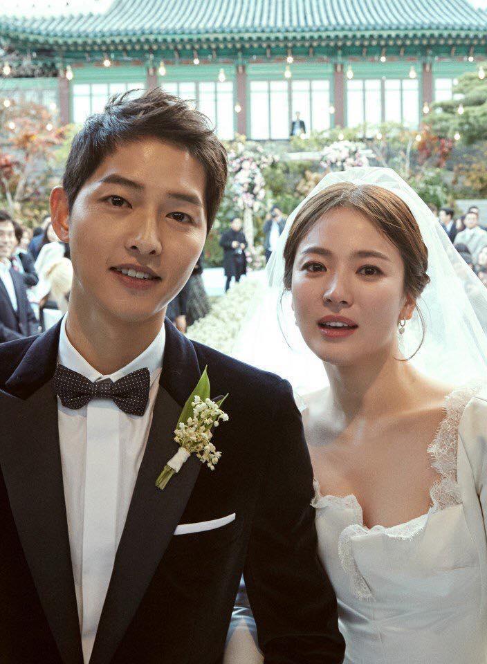 Cận cảnh nhan sắc cô gái bị nghi là con giáp 13 của Song Joong Ki: Kém Song Hye Kyo chắc phải 10 bậc-1