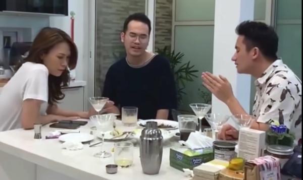 Chỉ là hát trên bàn nhậu thế mà Mỹ Tâm - Khắc Hưng và Phan Mạnh Quỳnh đã biến ca khúc thành siêu phẩm trình diễn-1